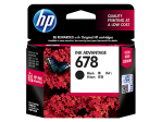 Tinta HP 678 Black